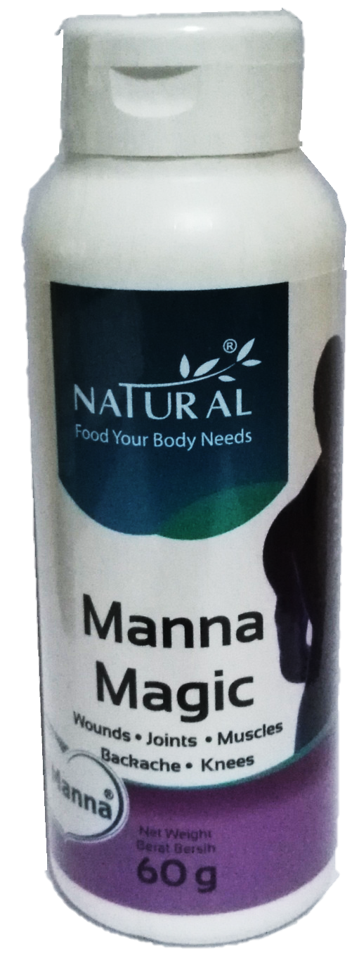 MANNA MAGIC- NATURAL PREBIOTIK PREMIUM AA